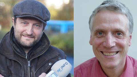 Michael Przibilla und Jens Wellhöner