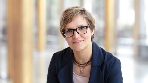Sinaida Thiel, Beauftragte für Diversity in der Goldhalle