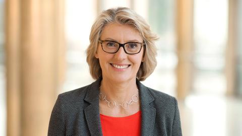 Gabriele Holzner, Fernsehdirektorin des Hessischen Rundfunks