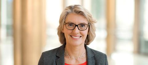 Gabriele Holzner, Programmdirektorin des Hessischen Rundfunks