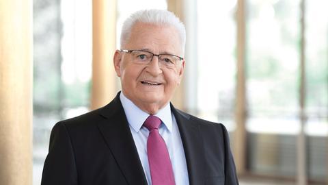 Verwaltungsratsvorsitzender Armin Clauss