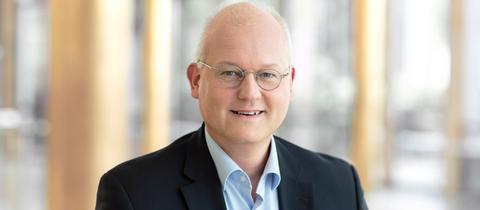 Ulrich Göhler, Datenschutzbeauftragter des Hessischen Rundfunks