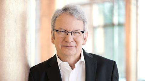 Dr. Heinz-Dieter Sommer, Hörfunkdirektor des Hessischen Rundfunks