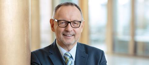 Manfred Krupp, Intendant des Hessischen Rundfunks