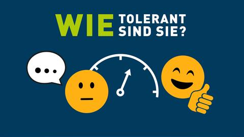 Wir hören Dich - Thema Toleranz