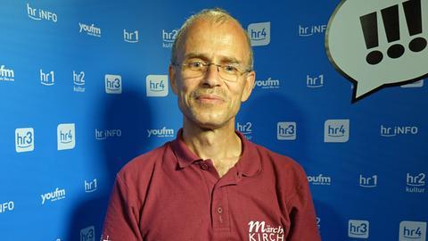 Zu Gast in der WIR-Box, Sören-Helge Zaschke, 50, Stadtallendorf