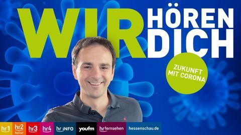 Gunnar Töpfer moderiert Wir Hören Dich: Unsere Zumuft mit Corona
